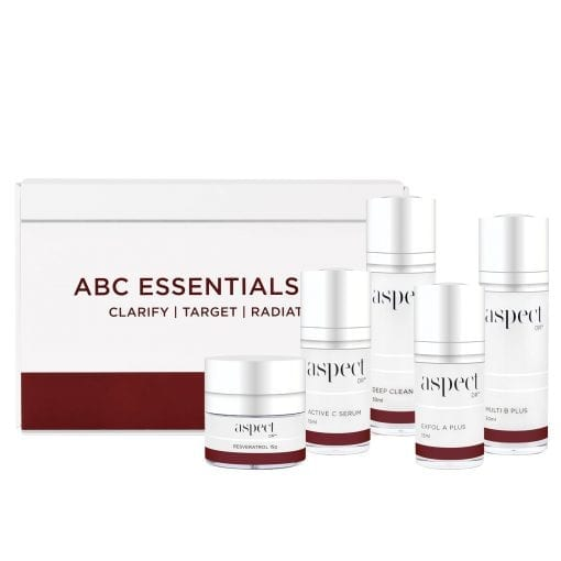 ABC Kit Aspect Dr With Products