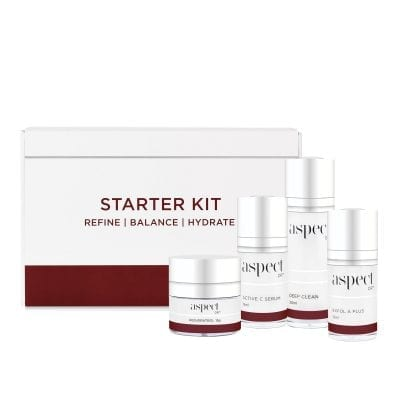 Starter Kit Aspect Dr With Products Laser Aesthetics Wellington NZ