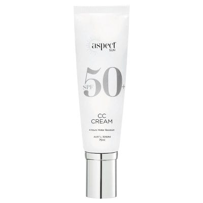 Aspect Sun CC Cream 75g NR Laser Aesthetics NZ