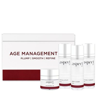 Age Management Kit Aspect Dr With Products 800px Laser Aesthetics